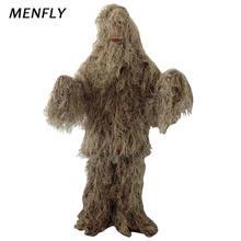 Охотничий костюм menfly для косплея pubg камуфляжная одежда