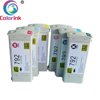 ColoInk For HP 792 ink cartridge For HP L26100 L26500 L28500 Latex 210 260 280 printer