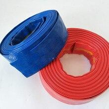 Садовая труба для сельскохозяйственного орошения утолщение пожарной воды и ремнем; ; 2-дюймовый высокое Давление Водяной Пистолет Пояс для заземления
