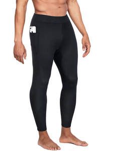 Thermal-Underwear-Sets Workout-Clothes Long-Johns Neoprene Winter Thick for Russian-Canada