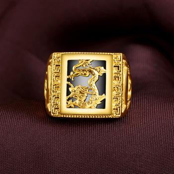 999 pierścionek z żółtego złota dla mężczyzn obsydian naturalny Bizuteria kamień Bijoux Femme Bague Diamant Joyas złota biżuteria pierścionki dla mężczyzn tanie i dobre opinie HOYON Żółte złoto CN (pochodzenie) Mężczyźni Obsidian GDTC Grzywny Ustawienie kanału Diamond gold ring jewelry for women