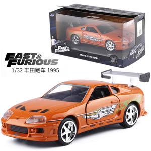 Image 3 - 1:32 Jada Classic Metal Fast and Furious 8 Race Car Alloy Diecast Toy Model CarsToy For Children Gifts Collection Free Shipping