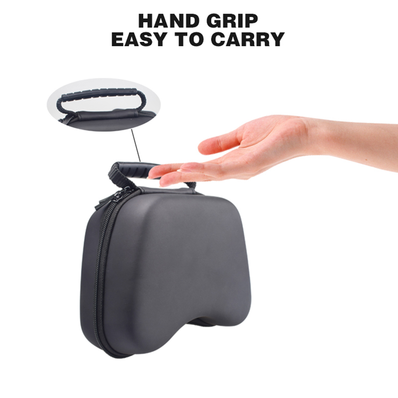 lowest price Data Frog EVA Hard Gamepad Handle Carry Case For Xbox One 360 PS4 Storage Protective Bag For Nintendo Switch Pro PS3 Gamepad