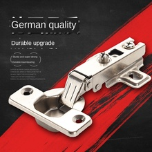 304 hinge 261 two-stage force 35 cup thickened reinforced hinge accessories special price cabinet door hinges  cabinet hinges