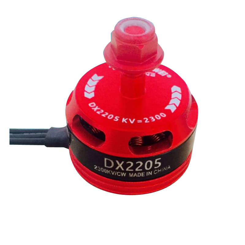 1PCS D2205 <font><b>2300KV</b></font> Brushless Motor Ultra-light Direct Current Engine ROHS 213W 19.2A for RC Aircraft Drone Model image