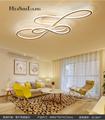 MeiShiLang современный подвесной светильник светодиодный подвесной светильник на линии светильники для столовой гостиной спальни кухни салона