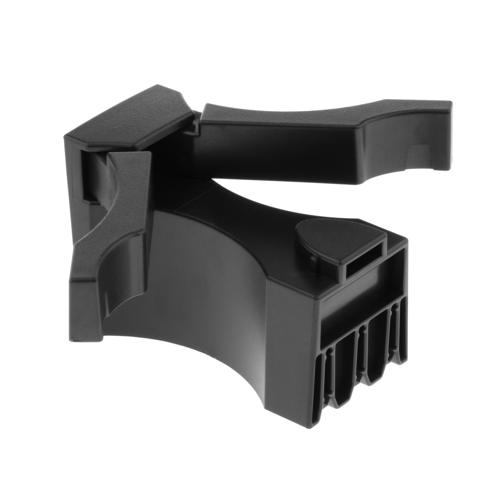 Vehicle Center Console Cup Holder Insert Divider Fit for Toyota Prado 02-09, Car Replace Accessories