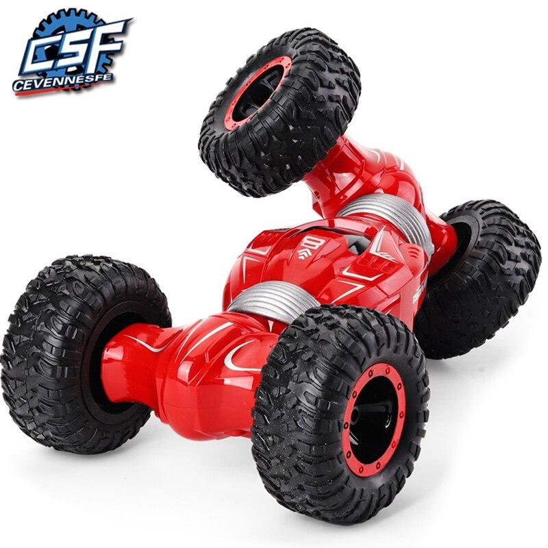 2020 New Q70 Off Road Buggy Radio Control 2.4GHz 4WD Twist- Desert Cars RC Car Toy High Speed Climbing RC Car Children Toys