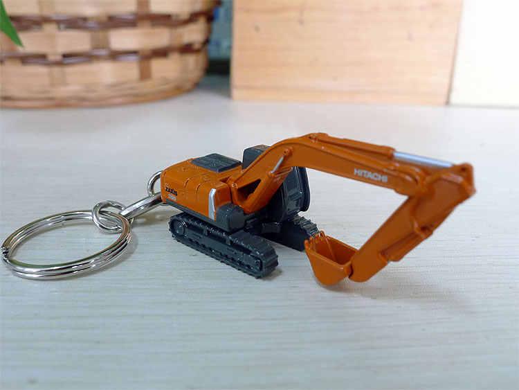 Uh 1:128 hita chi zaxis 200 cd001 boutique liga carro brinquedos para crianças crianças brinquedos modelo original pacote