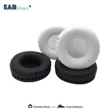 استبدال بطانة للأذن ل JBL Tune600 Tune 600 Tune 600 سماعة أجزاء ستارة جلدية المخملية سماعات الأذن غطاء للأكمام