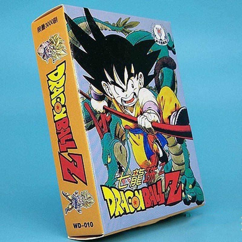 55 piezas Dragon Ball Super Ultra instinto Goku Jiren juego de póquer figuras de juguete de acción Edición Conmemorativa tarjetas de colección de juegos