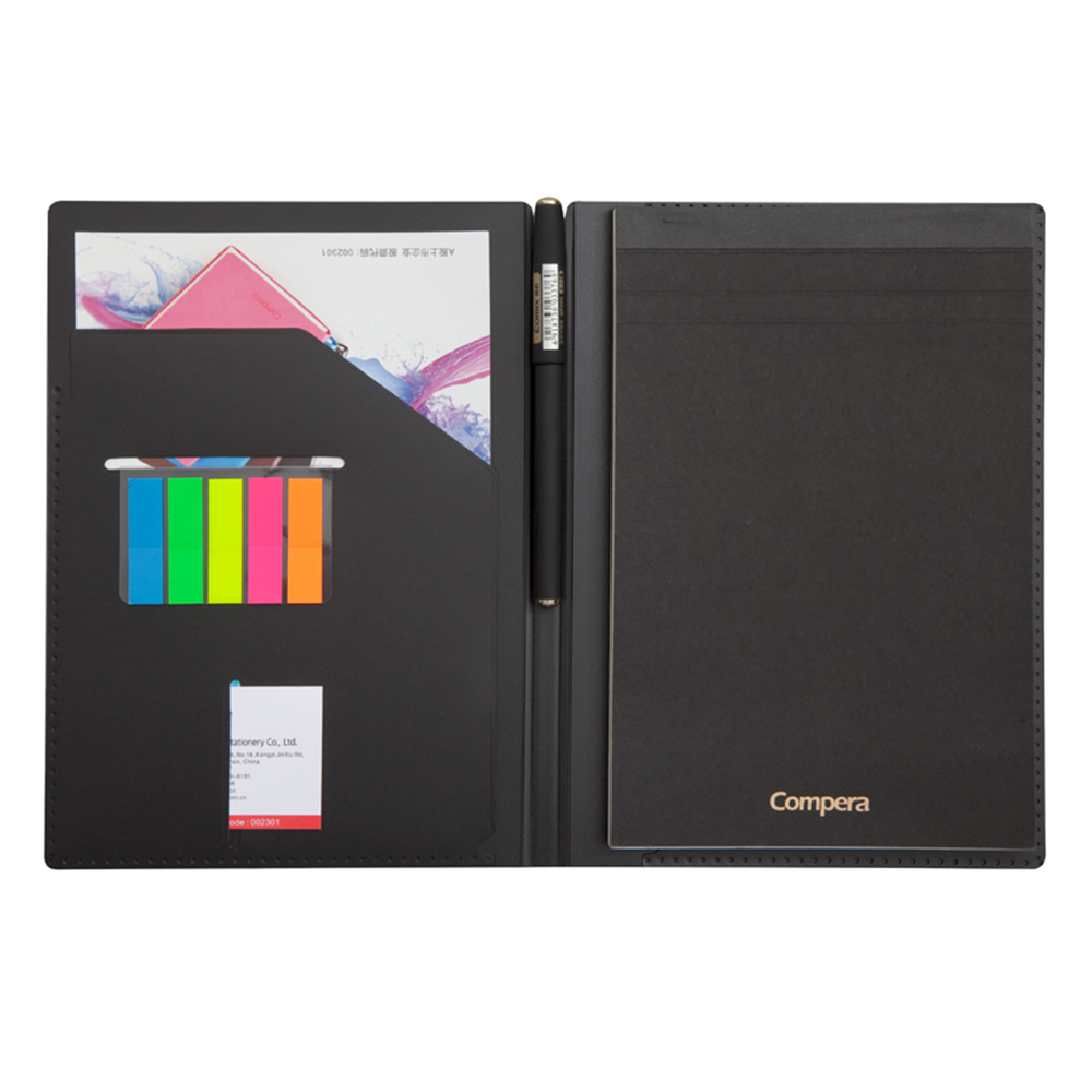 Comix Multi-Function A5 Notepad And Pen Set,C8203