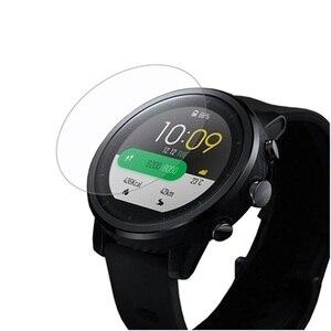 Image 3 - Weiche TPU Hydrogel Film Volle Bildschirm Abdeckung Schutz für Xiaomi Huami Amazfit Tempo Stratos Rande Lite Smart Uhr Schutzhülle Schutz