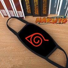 Cosplay Masks Naruto Itachi Kakashi Washable School Sharingan Dust-Proof Uchiha Akatsuki