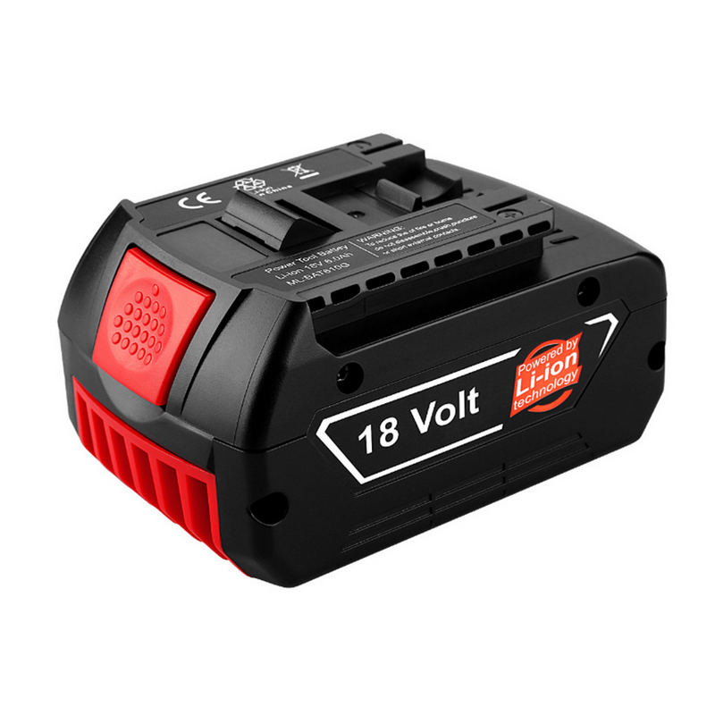 New 14.4V 3000mAh 4000mAh Replacement BAT618 Battery for Bosch Compatible BAT612 BAT618 BAT619G Cordless Power Tool Battery 30M
