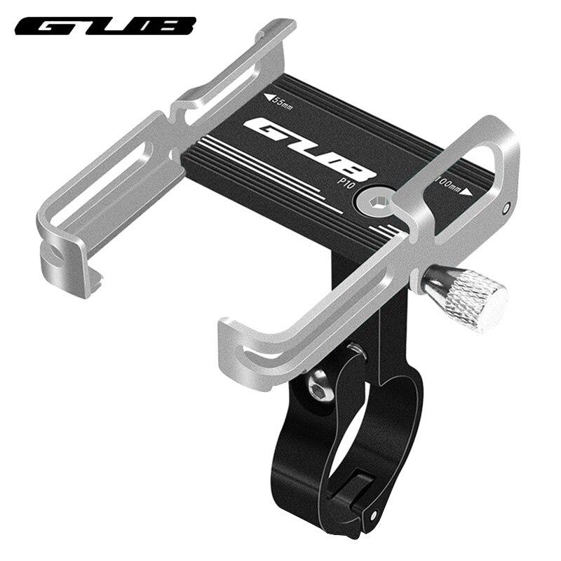 GUB Bicycle Phone Holder Bike Holder for Mobile Phone Porta Telefono Bici Soporte Movil Bicicleta Cycling Accessories