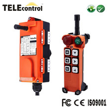 F21-E1 6 channel 1 speed 3 axis hoist crane wireless radio Industrial remote control with receiver and transmitter