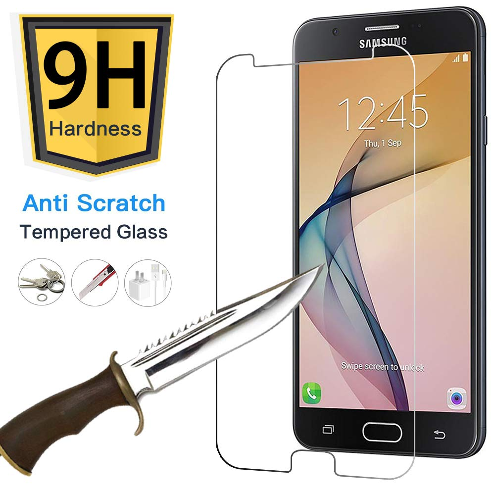 Screen Protector For Samsung A9 A7 2018 A5 For Galaxy A8 A6  J6 J4 Plus 2018 S7 Tempered Glass Protective Protection Film