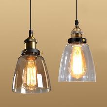 Lámpara de araña de cristal Vintage moderna para techo colgante mesa de comedor decoración del hogar Decoración de oficina