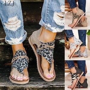 2020 Women Sandals Leopard Pri