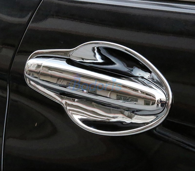 For <font><b>Honda</b></font> <font><b>CRV</b></font> CR-V CR V 2012 2013 2014 2015 2016 <font><b>Door</b></font> <font><b>Handle</b></font> Cover Grab Overlay Trims Chrome Car Styling Accessories image