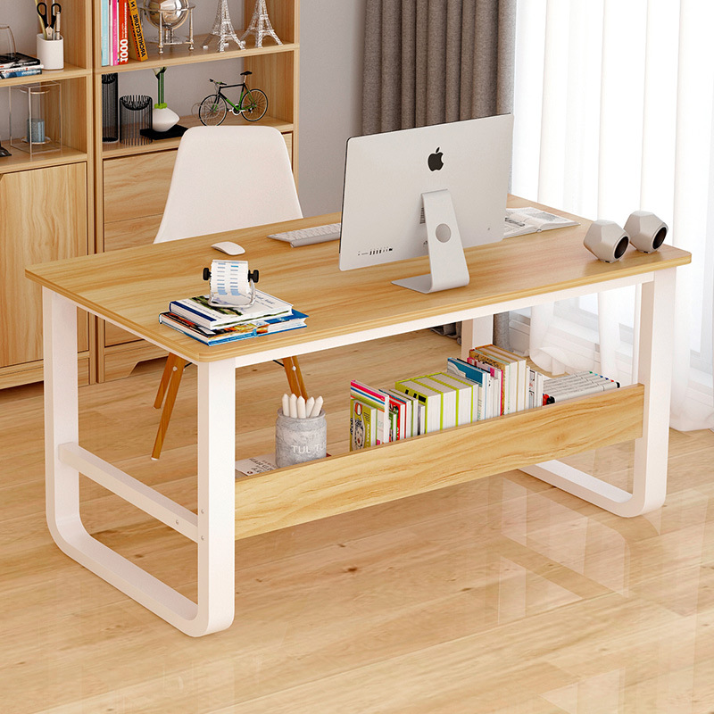 Desktop Computer Desk Household Simplicity Office Table Student Desk Simple Writing Desk Veneer Table On Behalf