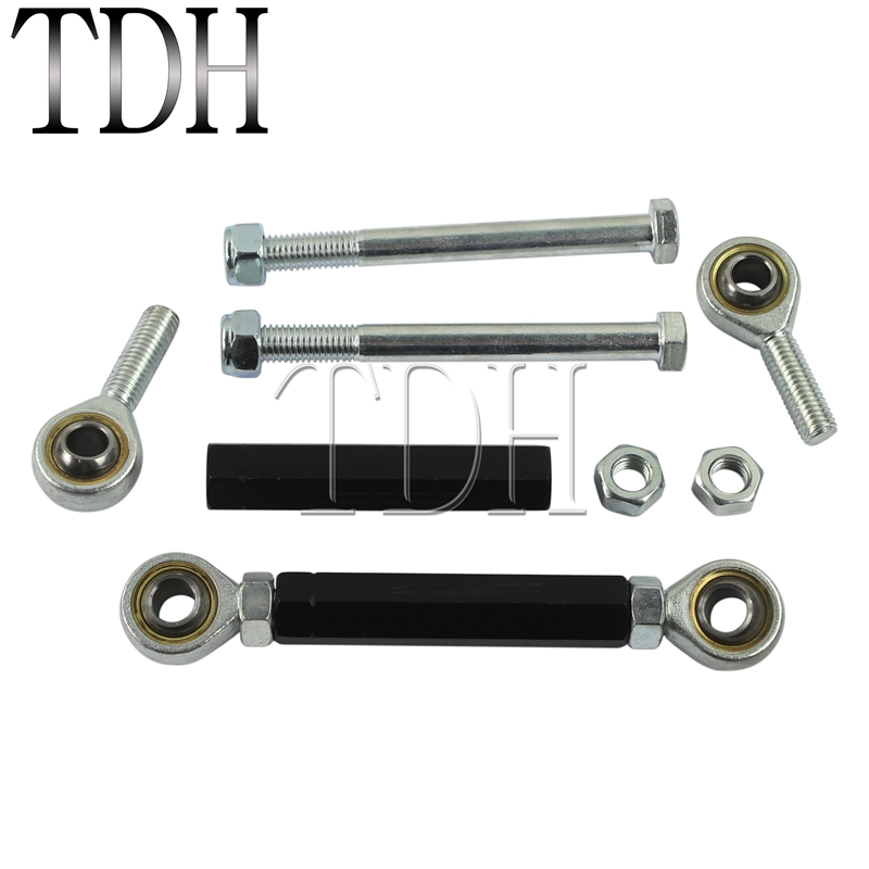 Aluminum Adjustable Rear Suspension Lowering Links Kit For Yamaha YZF-R6 2006 2007 2008 2009 2010 2011 2012 2013 2014 2015 <font><b>2016</b></font> image