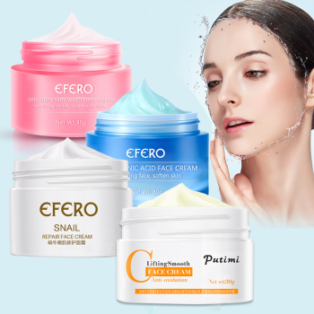 moisturizers deep hydration face cream anti aging anti wrinkles whitening wrinkle removal face cream Whitening Face Cream Freckle Remover Anti-Oxidation Anti-Aging Cream for Face Fine Line Wrinkle Remover Hyaluronic Acid Cream