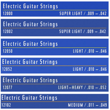 12 sets Nanoweb Acoustic guitar strings 11027 11002 11052 16002 16027 16052 electric guitar strings 12052 12002 12077 for guitar