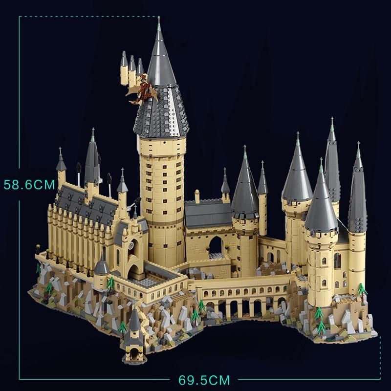2019 16060 Potter Film Castle Magic Model 6742Pcs Bouwsteen Bricks Speelgoed Compatibel Legoinglys Met 71043 Gift Voor Kinderen - 3