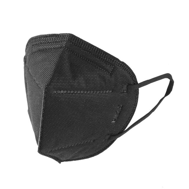 1/5/10/20PCS Black Face Mouth Mask Filter Pad Fashion Anti Flu Mask Pollution Dustproof Breathing Safety Caps for KF94 N95 KN95