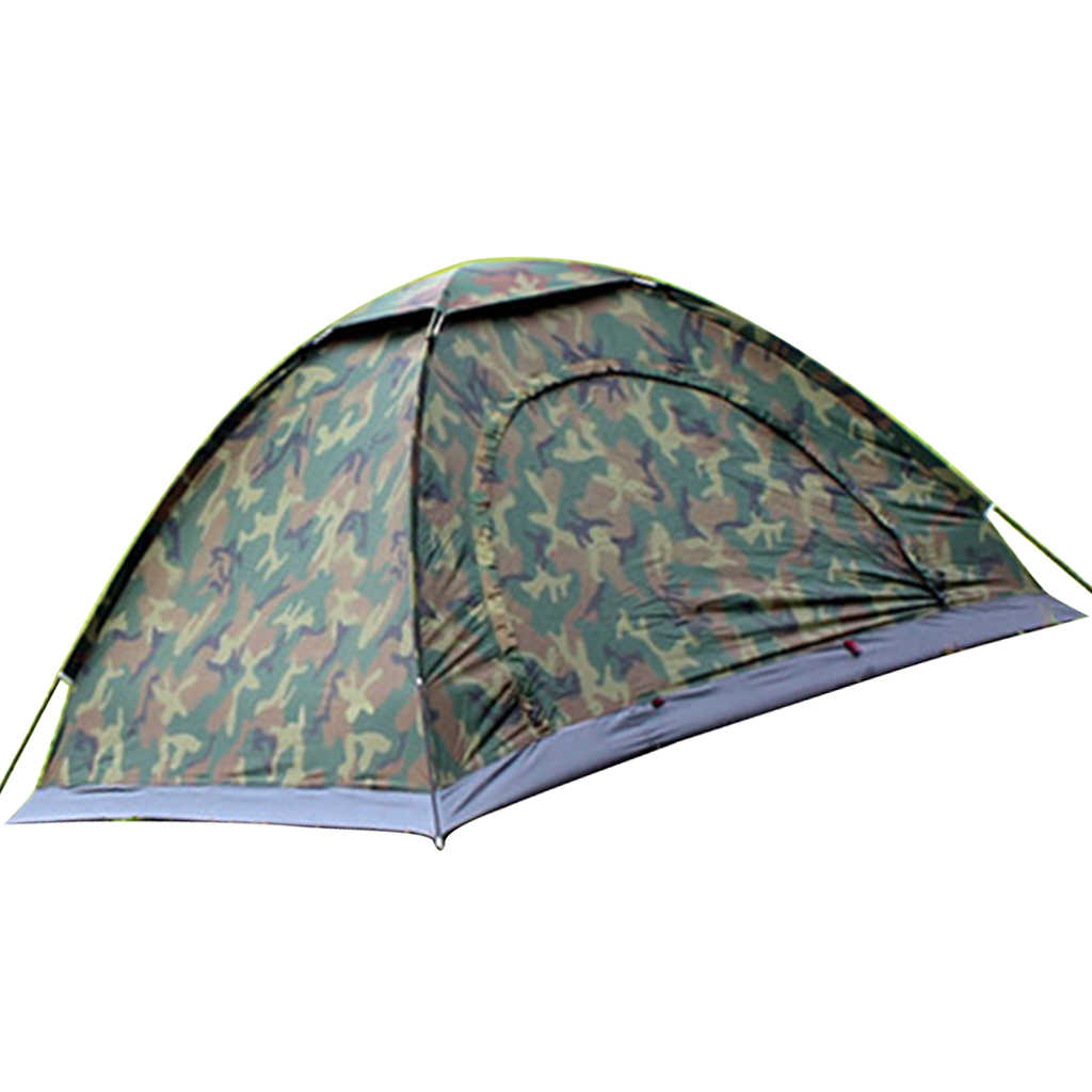 Camping เต็นท์เต็นท์ 2 คน UV กันสาดเต็นท์กลางแจ้ง Sunshelter สำหรับทั่วไป