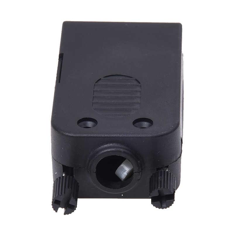 DB15 D-SUB VGA 15Pin オスコネクタ端子ブレークアウト基板 3 行