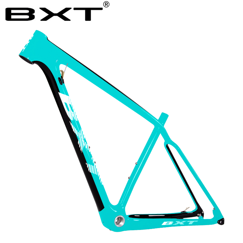 Bicycle Carbon Frame Bike Mtb Boost Frame 29in BSA 1-1/8