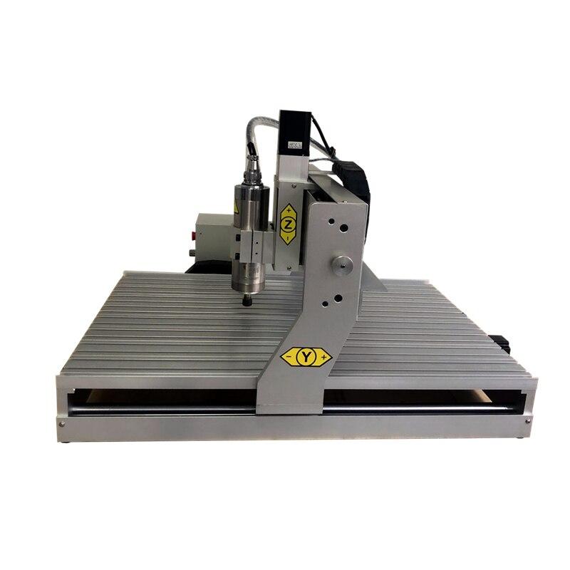 CNC Router 3040Z Bohren und Fräsen Maschine 800W für PCB Holz Gravur Arbeit Mach3 Software 4 achsen Gravieren Maschine