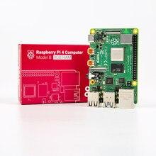 Mais recente raspberry pi 4 modelo b 8gb ram 1.2 versão bcm2711 quad core Cortex-A72 braço v8 1.5ghz 64-bit os