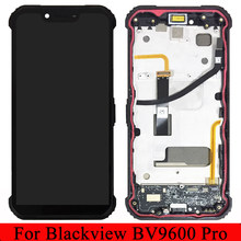 6.21 Inch For Blackview BV9600 Pro LCD Display and Touch Screen With Frame Phone Accessories(China)