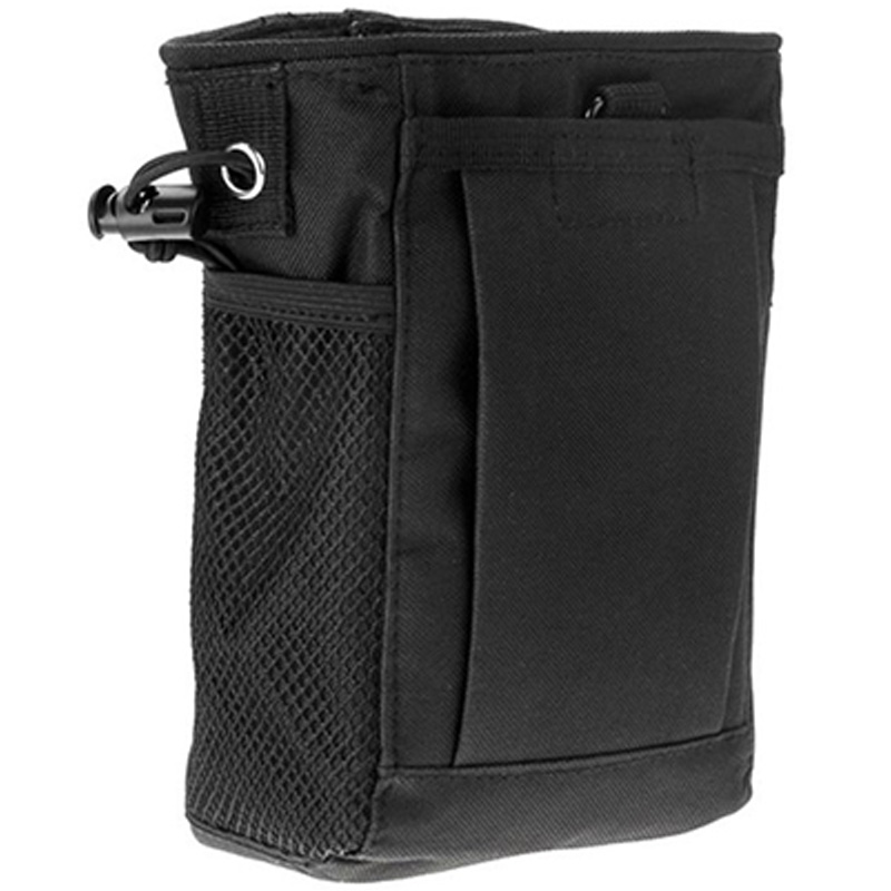 New Molle System Hunting Magazine Dump Drop Pouch Recycle Waist Pack Ammo Bags Hunting Accessories Bag