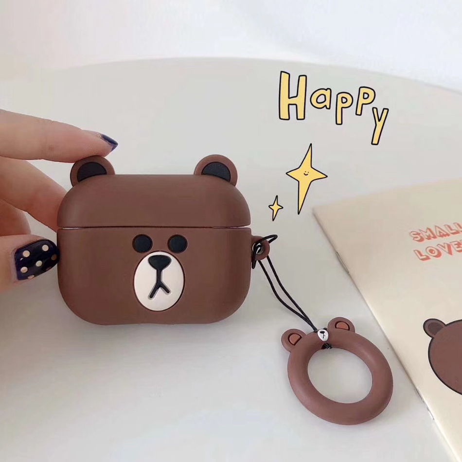 3D Cute Cartoon Cases for Airpods Pro 193