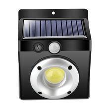 Солнечная панель открытый водонепроницаемый светодиодный солнечный