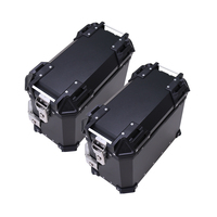SMOK 28L / 36L / 46L motorcycle large capacity side case waterproof side hanging case locomotive accessories