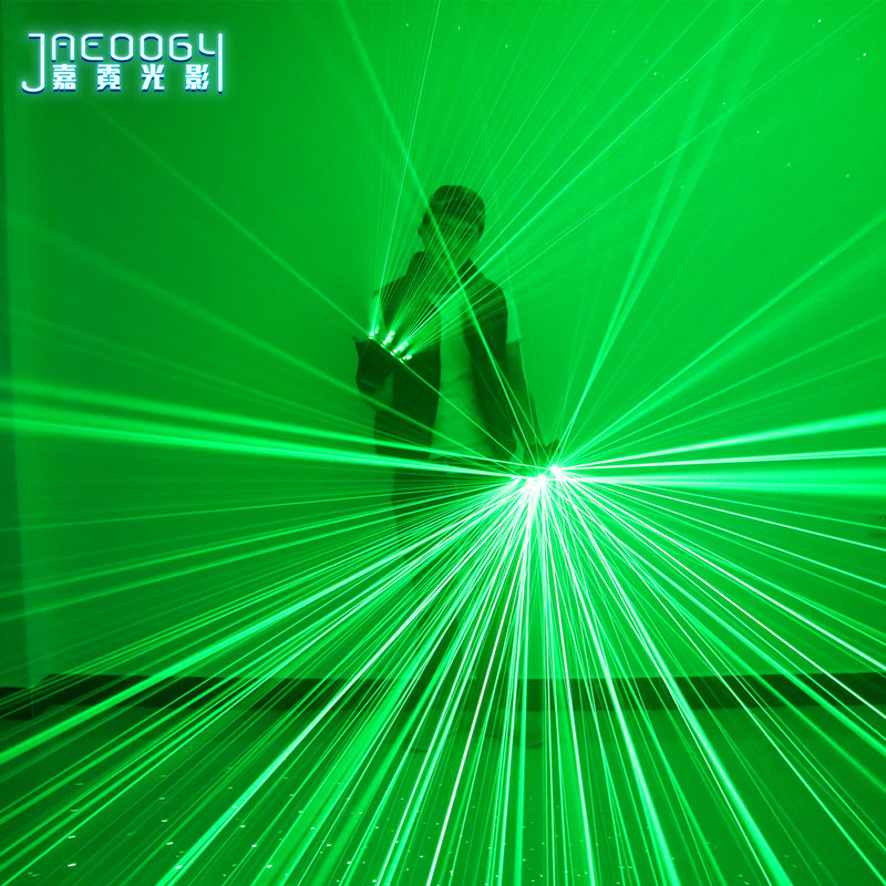 Image 4 - 2 in 1 New High quality green laser gloves nightclub bar party 