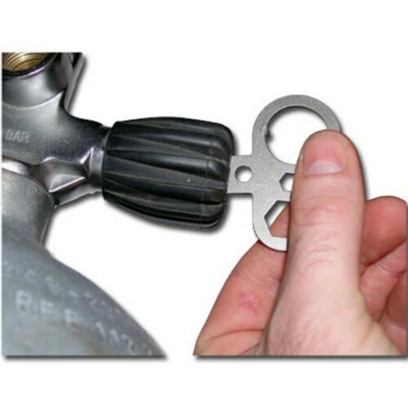 Scuba Diving BCD Power Inflator Tool K Type Valve Removal Install Repair Kit