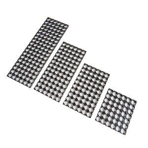 Image 2 - 18650 support 6 rangées série 18650 support de batterie (intégré) pour 18650 batterie au lithium pack matériaux ignifuges