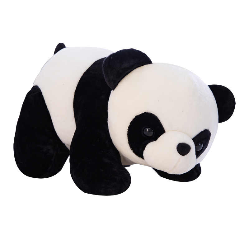 1PC 20cm Lovely Super Cute Stuffed Animal Soft Panda Plush Toy Birthday Christmas Gift Present Stuffed Toy for Kids Baby