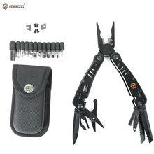 Ganzo G302 G302B – pince multi-outils pliante, couteau de survie multifonction, EDC