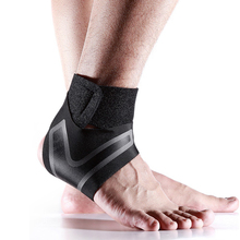 Ankle Support Brace Elastic Ankle Guard Strap Portable Foot Ankle Bandage Anti Sprain Ankle Guard Warm Brace for Outdoor Sport 1pcs ankle support brace stirrup sprain stabilizer guard ankle sprain aluminum splint