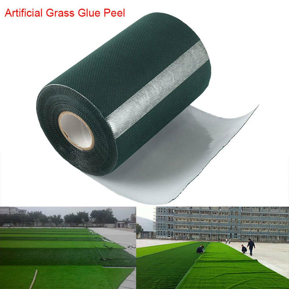 15x1000cm Synthetic Lawn Grass Carpet Artificial Turf Seaming Fix Joining Tape
