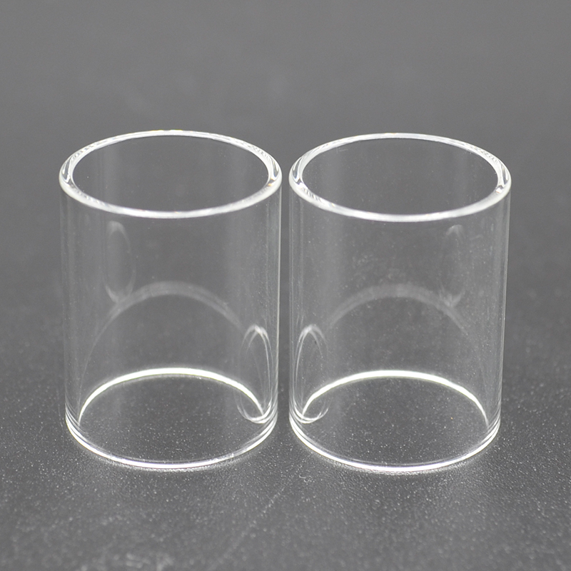 ULTON Replacement Acrylic Tank/ Glass Tank For Millennium Style RTA 2pcs Vape Accessory Glass Tube