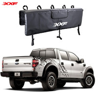 Tailgate Pad for Mountain MTB 5 Bikes Pick-up pad for bike Accessories Bicicleta Cover Rack Carrier with Secure Straps
